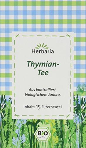 Herbaria Thymian-Tee, 15FB, 3er Pack (3 x 27 g)
