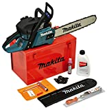 Makita EA5600F45KKIT–Motosierra de gasolina en maletín de metal, 3000W