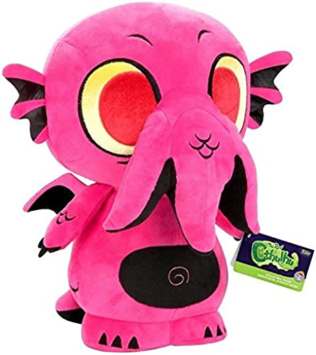 Cthulhu SuperCute Plush  12  The Real Goth rose Exclusive Toys R Us
