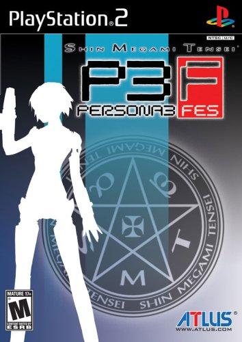 PS2 - Shin Megami Tensei: Persona 3 FES