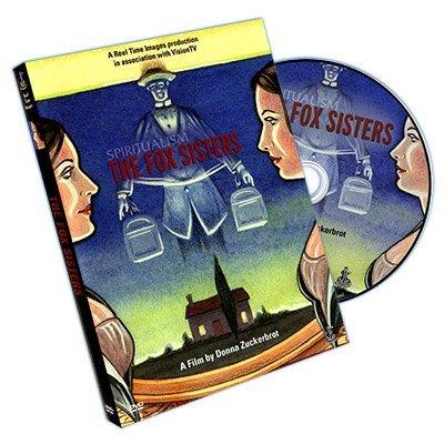 Spiritualism - The Fox Sisters by Donna Zuckerbrot - DVD