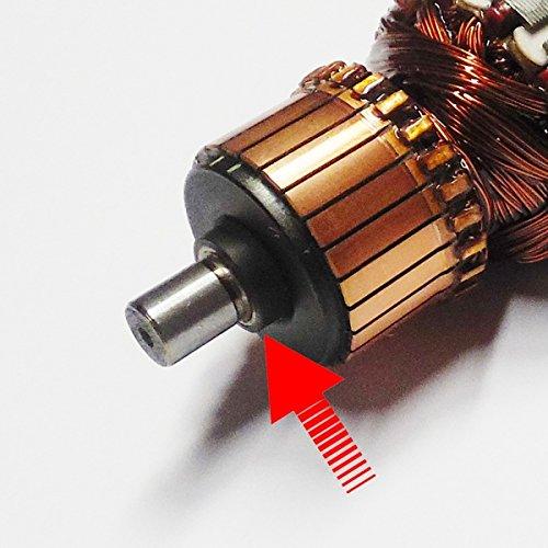 Anker Rotor für Handkreissäge Kreissäge Tauchsäge Festool Festo TS 55 EBQ, TS 55 REBQ, HK 55 EBQ-Plus
