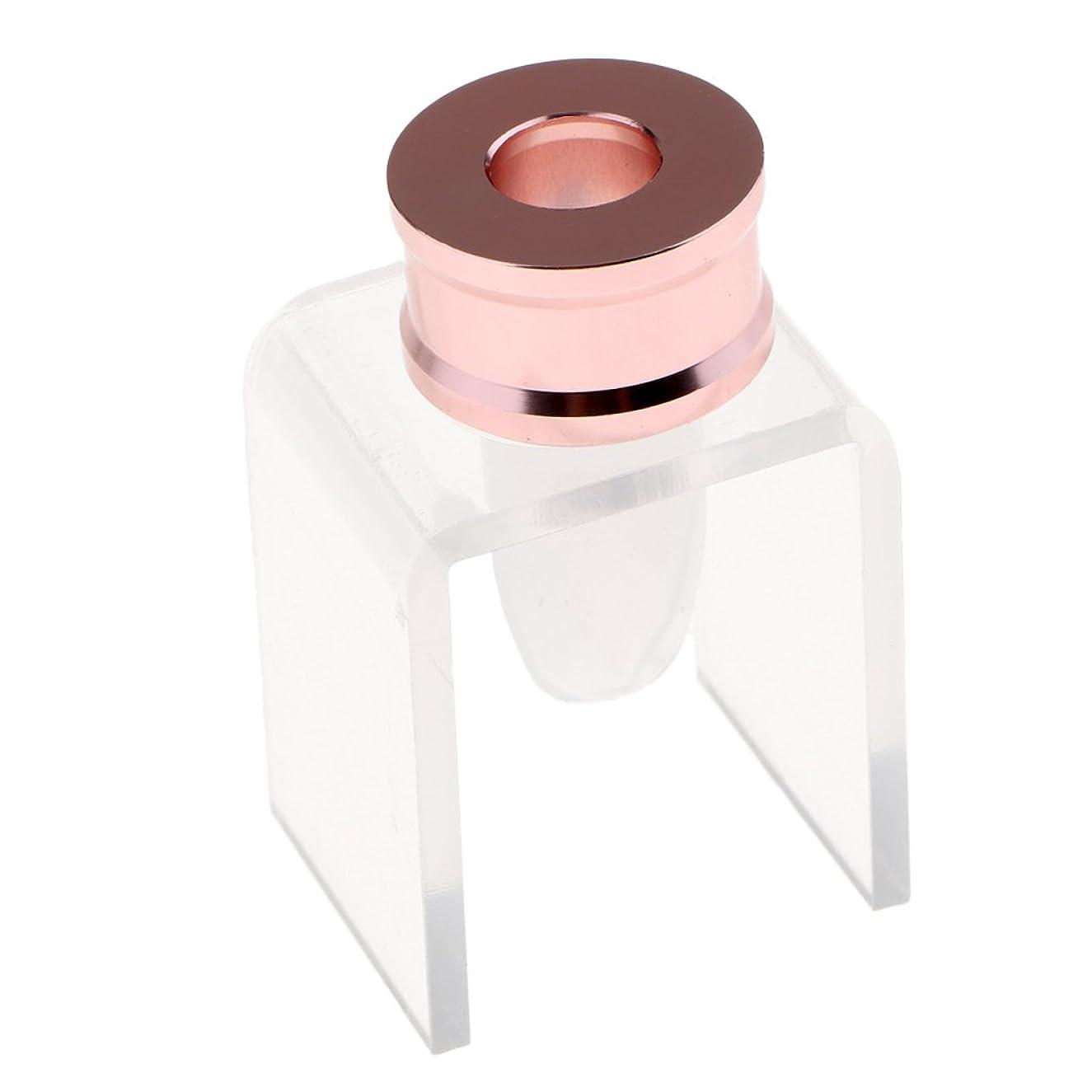 公どこ膨張するCUTICATE リップスティック DIY 金型ホルダー 口紅リング リップバーム シリコン 12.1mmチューブ 全7タイプ - #5
