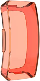 Compatible with Fitbit Inspire/InspireHR/Ace2,Tonsee Soft Ultra-Slim TPU Protect Case Cover,Excellent Protection for Smart Watch