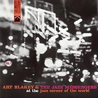 At Jazz Corner of World Vo by Art Blakey (2010-01-01)