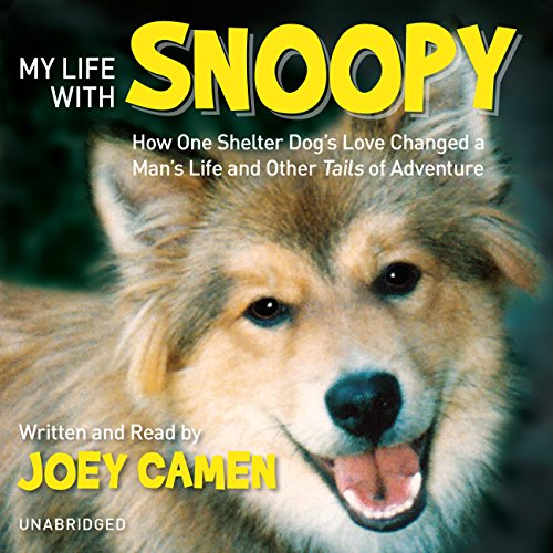 My Life with Snoopy cover art