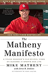 the matheny manifesto best sports autobiographies books from coaches