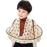 SUPVOX Mantellina a forma di ombrello per bambini taglio di capelli parrucchiere barbiere ...