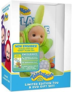 Teletubbies: Play Time with Dipsy Plush Toy