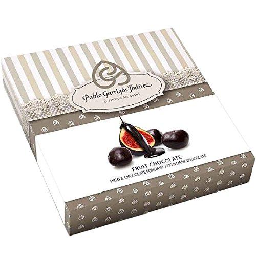 "Bombón de Fruta ""Higos & Chocolate Negro"" - Chocolate Vintage"