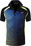 jeansian Hombre Sport Dry Fit Deportiva tee Shirt Tshirt T-S