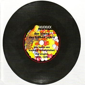 Der Klang der Frühen Jahre, Das Beste von Kuckuck Schallplatten: The Singles 1970-1974