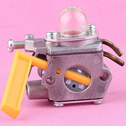 Piezas de repuesto de carburador para carburador Huq Carby para Homelite Ryobi Trimmer Zama C1U-H60D C1U-H60E 308054003 Kit de juntas