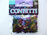 amscan 36039 Assortiment de confettis métalliques pour Retraite 14 g Multicolore