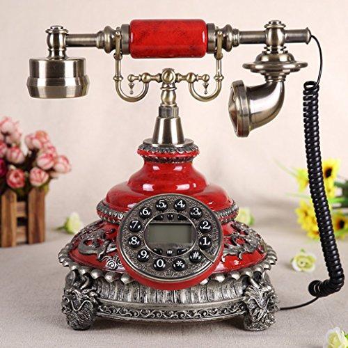 Shopping-De style européen Antique Métal Retro Fashion Creative Téléphone 163