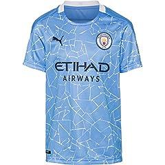 Puma Camiseta Manchester City 1ª Equipación 2020/2021 Unisex Niños