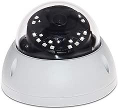 UltraHD 8MP 4K Outdoor PoE IP Camera IPC-HDBW4831E-ASE 2.8mm, Dome Security Camera with Audio, Alarm, IR 98ft Night Vision, Smart H.265+ WDR, SD Card Slot, ONVIF, IP67 IK10