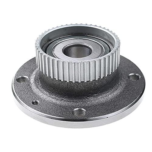 Randabe hjullagersats bakaxel båda sidor för 206 CC 2D 206 halvkombi 2A/C 206 SW 2E/K 1999–2002 374841