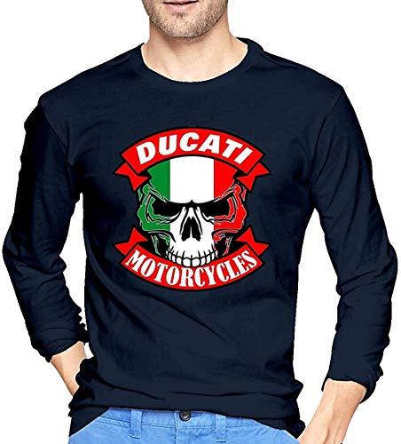Ducati Ducatiana 80s Eighties Short Sleeve T-Shirt Red Small