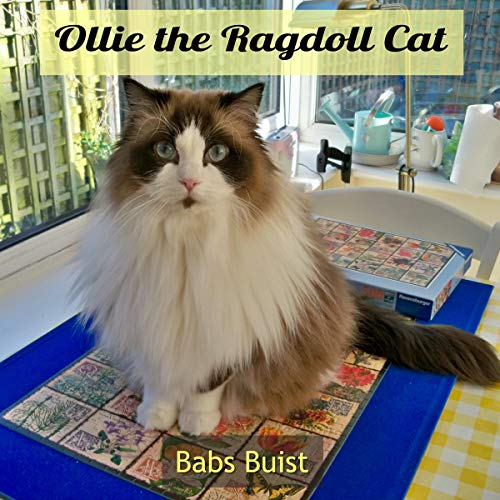 『Ollie the Ragdoll Cat』のカバーアート