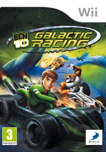 Ben 10: Galactic Racing (Wii) - [Edizione: Regno Unito]