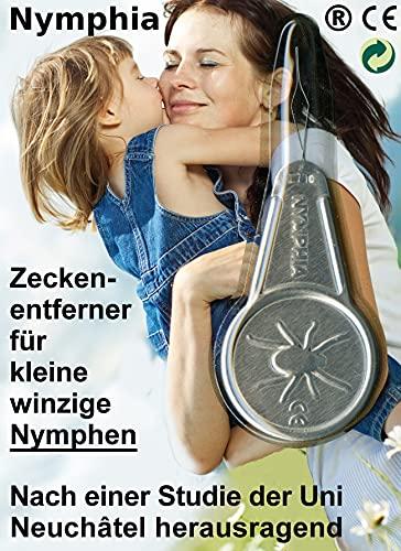 Nymphia Zeckenentferner, 1 St. Zeckenentferner