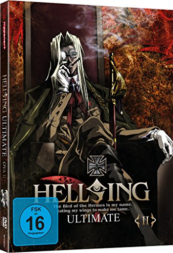 Hellsing: Ultimate - OVA - Re-Cut - Vol.2 - [DVD]