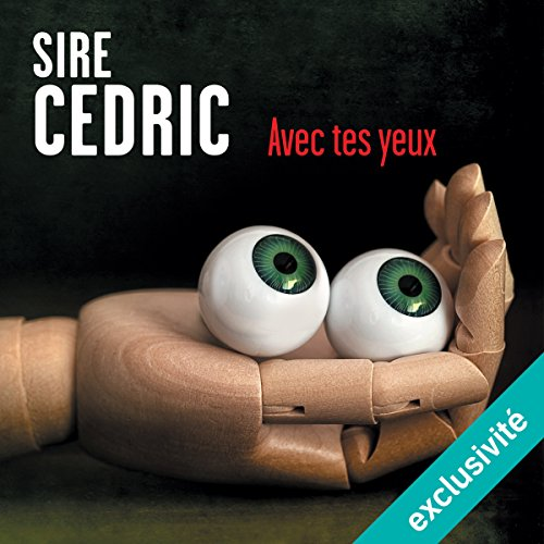 Avec tes yeux audiobook cover art