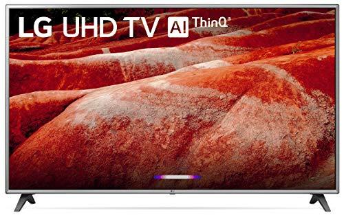 "LG 75UM7570PUD Alexa Built-in 75"" 4K Ultra HD Smart LED TV (2019)"