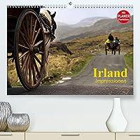 Irland. Impressionen (Premium, hochwertiger DIN A2 Wandkalender 2022, Kunstdruck in Hochglanz): Die malerische und urige Insel ist ein abwechslungsreiches Juwel (Geburtstagskalender, 14 Seiten )