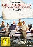 Die Durrells - Ein Familien-Abenteuer auf Korfu, Staffel Drei [2 DVDs]