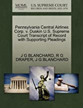 Best pennsylvania central airlines Reviews