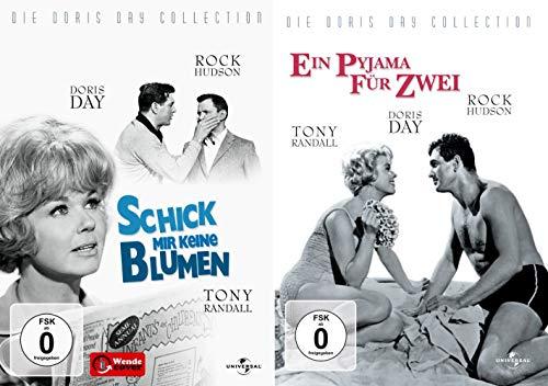 Doris Day - Ein Pyjama für zwei + Schick mir keine Blumen [2er DVD-Set]
