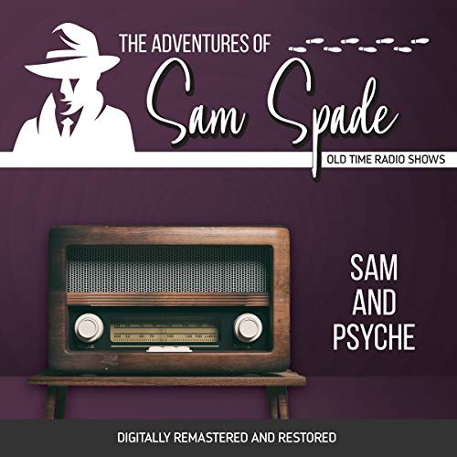The Adventures of Sam Spade: Sam and Psyche cover art