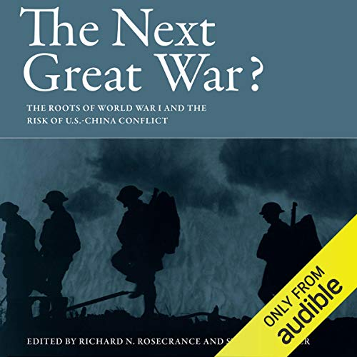 The Next Great War? audiobook cover art