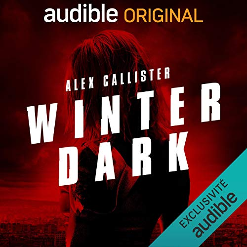 Couverture de Winter Dark. Un agent secret au cœur du dark web