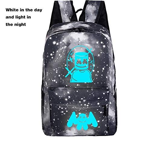 Personalisierte Foto & Text Schultasche für Jungen Mädchen-Student Rucksack, Unisex College Bookbag