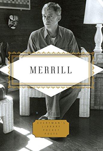 Merrill: Poems: Poems (Everyman's Library Pocket Poets Series)の詳細を見る