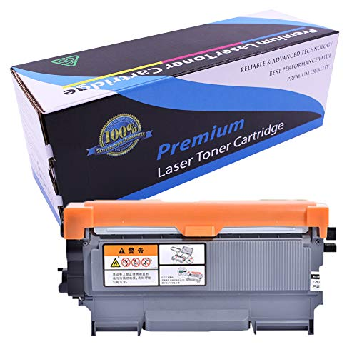 Cartucho de tóner compatible TN2010 TN420 TN11J para Brother HL-2130 HL-2132 DCP-7055 DCP-7057, 1 paquete, negro, 2600 páginas