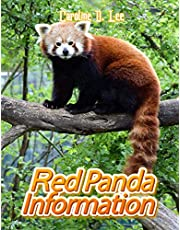 Red Panda Information: Red panda dog Fun Facts and Amazing Photos of Animals interesting facts about pandas