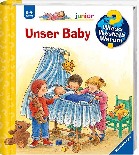 Wieso? Weshalb? Warum? junior: Unser Baby (Band 12) (Wieso? Weshalb? Warum? junior, 12)