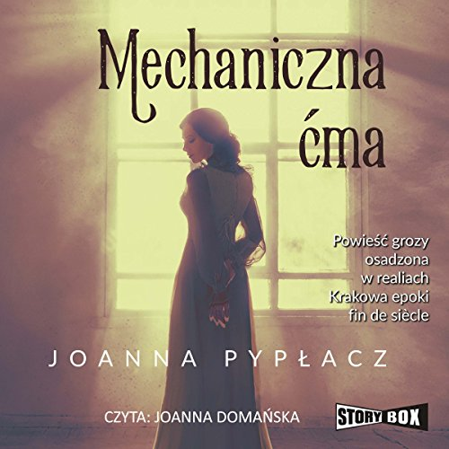 Mechaniczna cma audiobook cover art