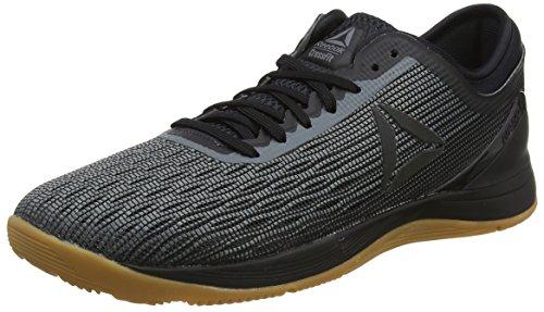 Reebok R Crossfit Nano 8.0, Zapatillas de Deporte para Mujer, Negro...