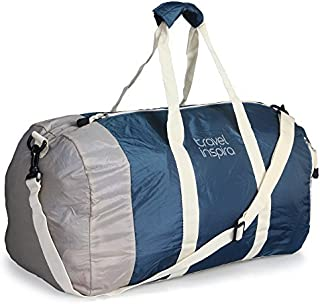Travel Inspira 85L Foldable Travel Duffel Bag Luggage Sports Gym Water  Resistant Nylon 54fca695b8aaa