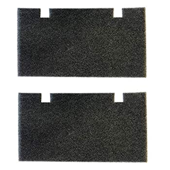 Replacement RV AC Filters Compatible with Dometic Duo Therm Part # 3313107.103/3105012.003-7.5 x 14 x 1/4-2 Pack