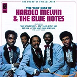 Harold Melvin & The Blue Notes-The Very Best of