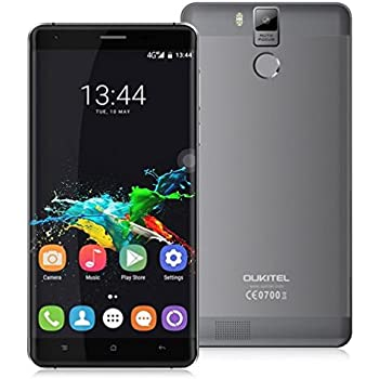 Oukitel K6000 Pro - 5.5 Pulgadas FHD Android 6.0 4G Smartphone 3GB ...