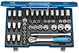 """GEDORE ITX 19 INU-20 Steckschlüssel-Satz 1/2"""" 42-TLG"""