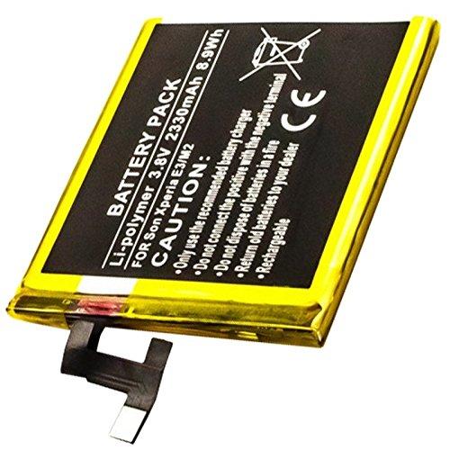 AccuCell - Batería para Sony Xperia E3, M2 LIS1551ERPC