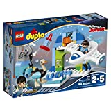 LEGO DUPLO Miles Stellosphere Hangar Building Kit (44 Piece)